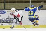 2. liga: SHC Klatovy (bílé dresy) - HC Kobra Praha 8:6