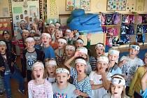 Piráti ve školní družině Pampeliška v Sušici