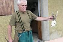 Bývalý myslivecký hospodář Petr Toman