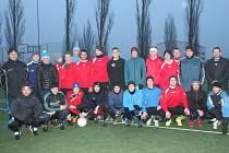 Fotbalisté SK Klatovy 1898 zahájili zimní přípravu.