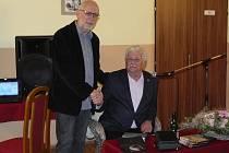 Beseda s Václavem Chaloupkem v Pačejově