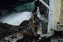 Dopravní nehoda u Brodu