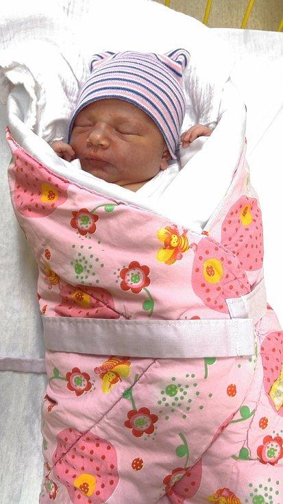 Aneta Šlesingerová ze Dnešic je prvním miminkem roku 2021 ve Stodské nemocnici.
