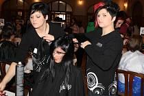 Kadeřnická soutěž Glamour 2012 v Sušici
