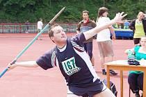 Atletická liga v Klatovech