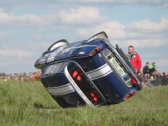 RZ1 25. Historic Vltava Rallye.