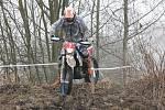 Kontrolní závod enduro týmu JBR Klatovy.