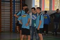 Nohejbalisté  TJ Sokol Horažďovice VYNK Hapon postoupili do II. ligy 2015.