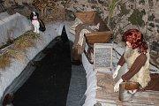Na hradě ve Švihově bude lákadlem výstava k pohádce Tři oříšky pro Popelku.