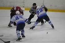 Hokej Domažlice - Klatovy B