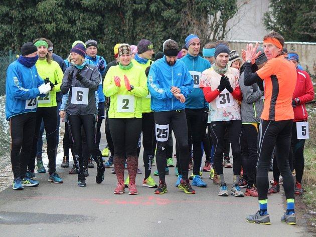 Dolanská běžecká liga 2018 - 2. závod, Běh na Komošín