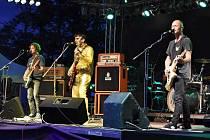 Stovky příznivců rockové muziky přilákal další ročník Rock'n'beer, multižánrového hudebního festivalu na klatovském sokolském stadionu.