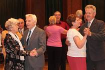 Ples seniorů v Klatovech