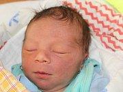 Kevin Radič z Klatov (3120 g, 48 cm) poprvé zakřičel v klatovské porodnici 20. listopadu v 8.22 hodin. Rodiče Jitka a René přivítali svého syna na svět společně.