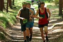 V Dolanech se koná další běžecký závod.