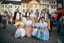 Folklorní festival v Klatovech bude pestrý.