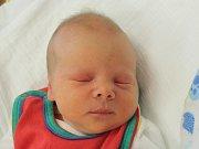 Jiří Franc z Radinov (3050 g, 48cm) se narodil v klatovské porodnici 4. ledna ve 13.18 hodin. Rodiče Lenka a Jiří přivítali svého syna na svět společně.