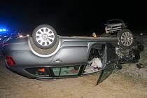 Nehoda u Lomce.