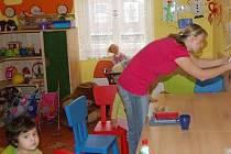 Mateřské centrum Medvídek v Sušici