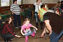 Dětský maškarní ve Svrčovci