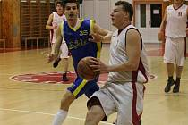 2. liga: BK Klatovy (bílé dresy) - TJ AŠ Mladá Boleslav 56:66