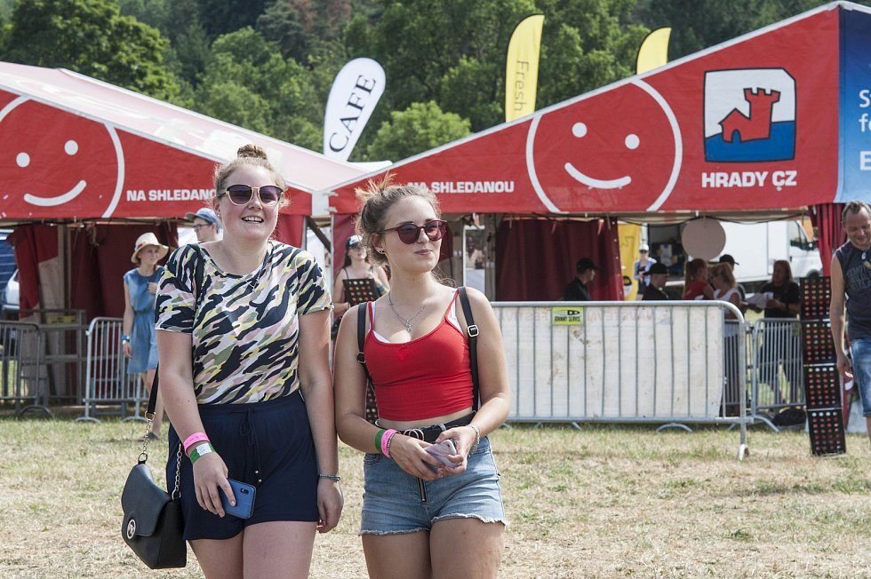 Festival Hrady CZ ve Švihově 2019.