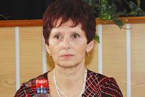 Předsedkyně Okresní agrární komory Klatovy Jiřina Jandová