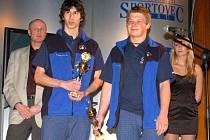 Nejúspěšnější sportovec roku 2008 okresu Klatovy