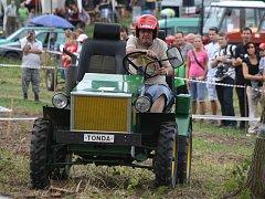 Traktoriáda v Makově