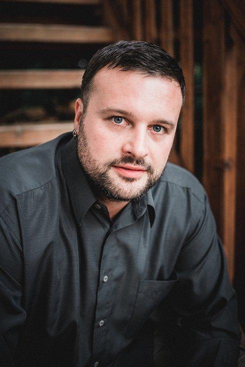 Starosta města Rabí Miroslav Kraucher.
