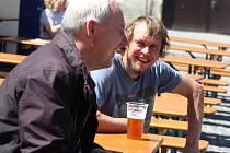 Pivní slavnosti ve Strážově 2016.