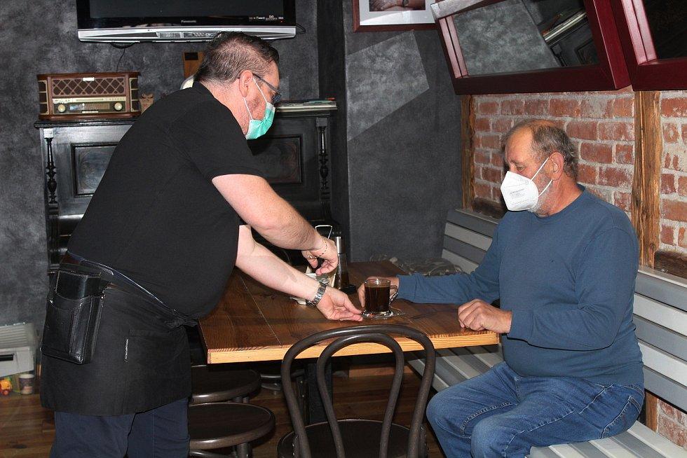 Pivovar a restaurace U Švelchů v Sušici.