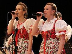 Festival dechovek v klatovském kulturním domě