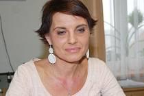 Starostka Břežan Marie Metličková