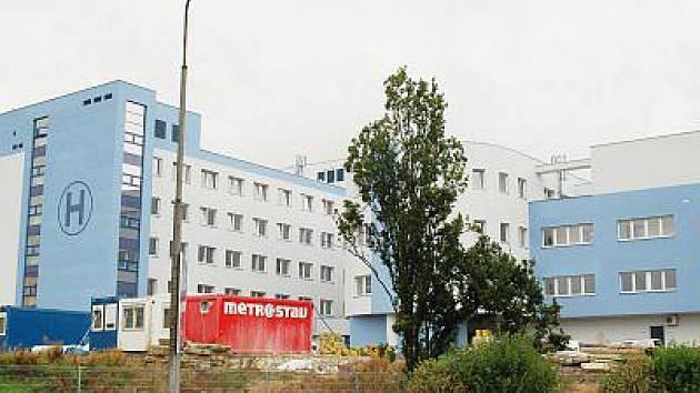 Klatovská nemocnice, ilustrační foto