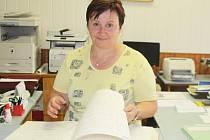 Marie Jamrichová je kronikářkou i členkou spolku ROSa.