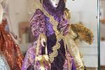 Výstava panenek v Muzeu Šumavy v Sušici