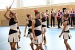 Slavnostní otevření nové sportovní haly ve Švihově