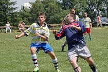 Fotbalový turnaj v Kvaseticích