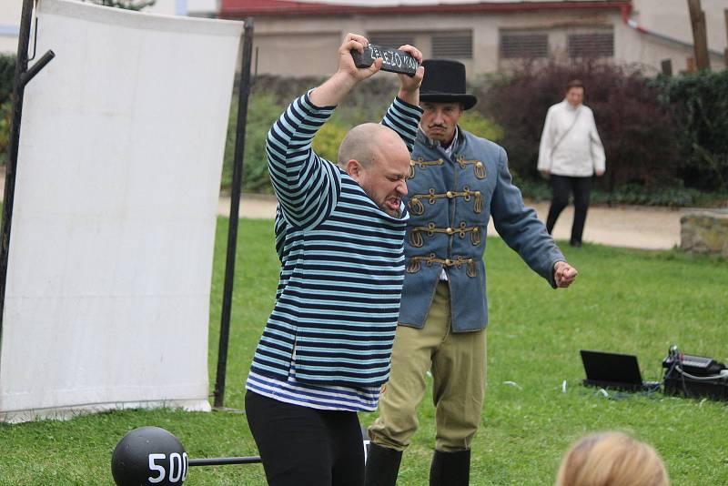 Dny evropského dědictví v Klatovech 2021.