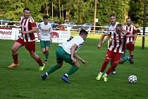 FC Rokycany B - TJ Start Luby 1:4 (0:3).