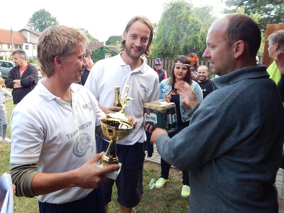 Nohejbalový turnaj Kráva Cup 2017.