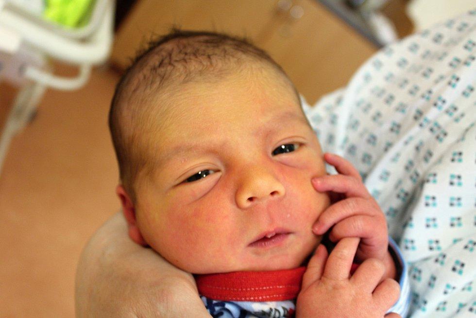 František Koucký z Plzně se narodil v klatovské porodnici 21. února v 8:15 hodin (3700 g, 51 cm). Pohlaví svého druhorozeného miminka věděli rodiče Zuzana a Václav dopředu. Na malého brášku se doma těší sedmiletý Vašík.
