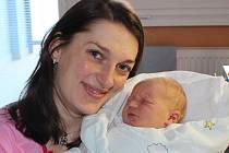 Lubomír Valdman z Běšin (4010 g, 53 cm) se narodil v klatovské porodnici 24. prosince v 1.32 hodin. Rodiče Růžena a Lubomír přivítali očekávaného prvorozeného syna na svět společně.