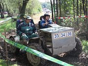 Bystřická traktoriáda 2017