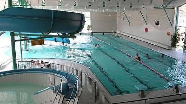 Horažďovický aquapark, ilustrační foto