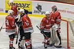Hokejisté Klatov (na archivním snímku) znají jízdní řád blížícího se ročníku druhé hokejové ligy.