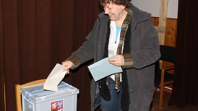Volby v Točníku