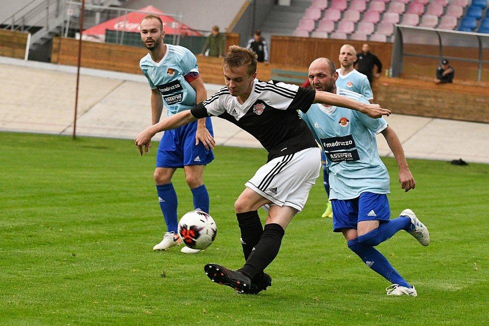 SK Petřín Plzeň vs. SK Klatovy 1898 (modří).