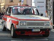 Start Rallye Šumava Legend 2017